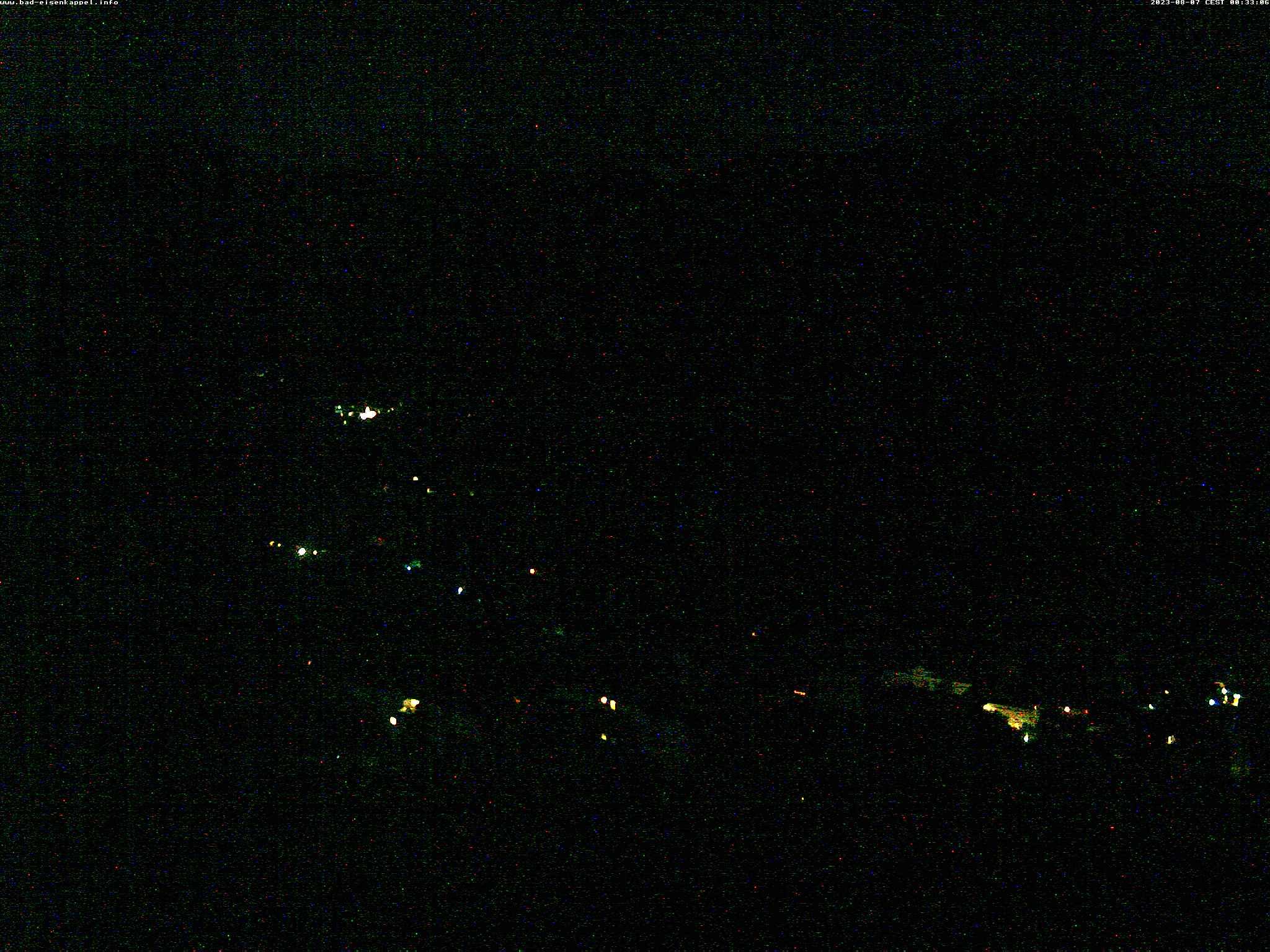Webcam Eisenkappel vom Berghof Brunner