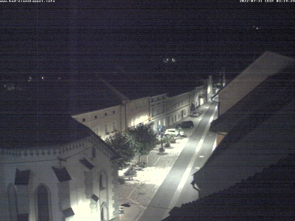 Webcam-Livebild Bad Eisenkappel